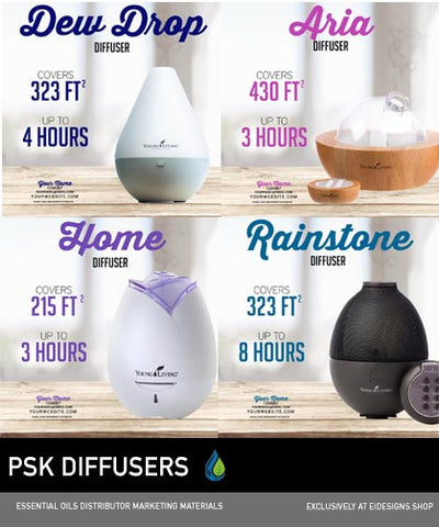 PSK Diffusers