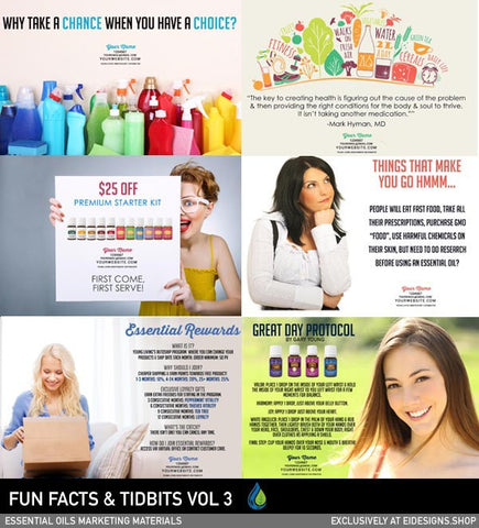 Fun Facts & Tidbits Vol 3
