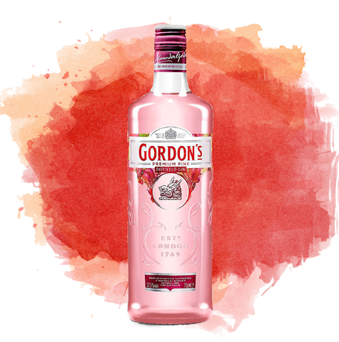 Gordon's Premium Pink 700 ml