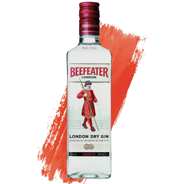 Beefeater London Dry 750ml - Gin Fever