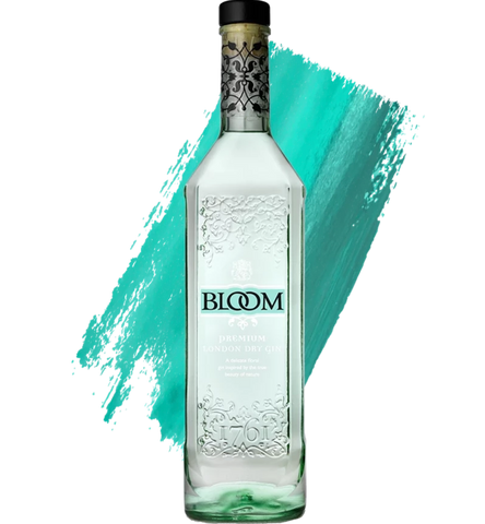 Bloom London Dry 700ml - Gin Fever
