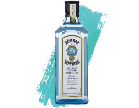 Bombay Sapphire London Dry 750ml - Gin Fever