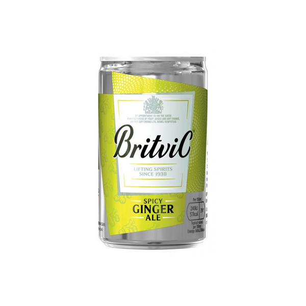 Britvic Ginger Ale 150ml