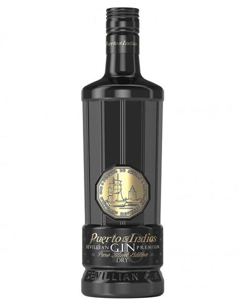 Puerto Indias Pure Black Edition 750 ml