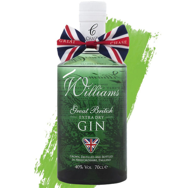 Williams Chase Extra Dry 700ml - Gin Fever