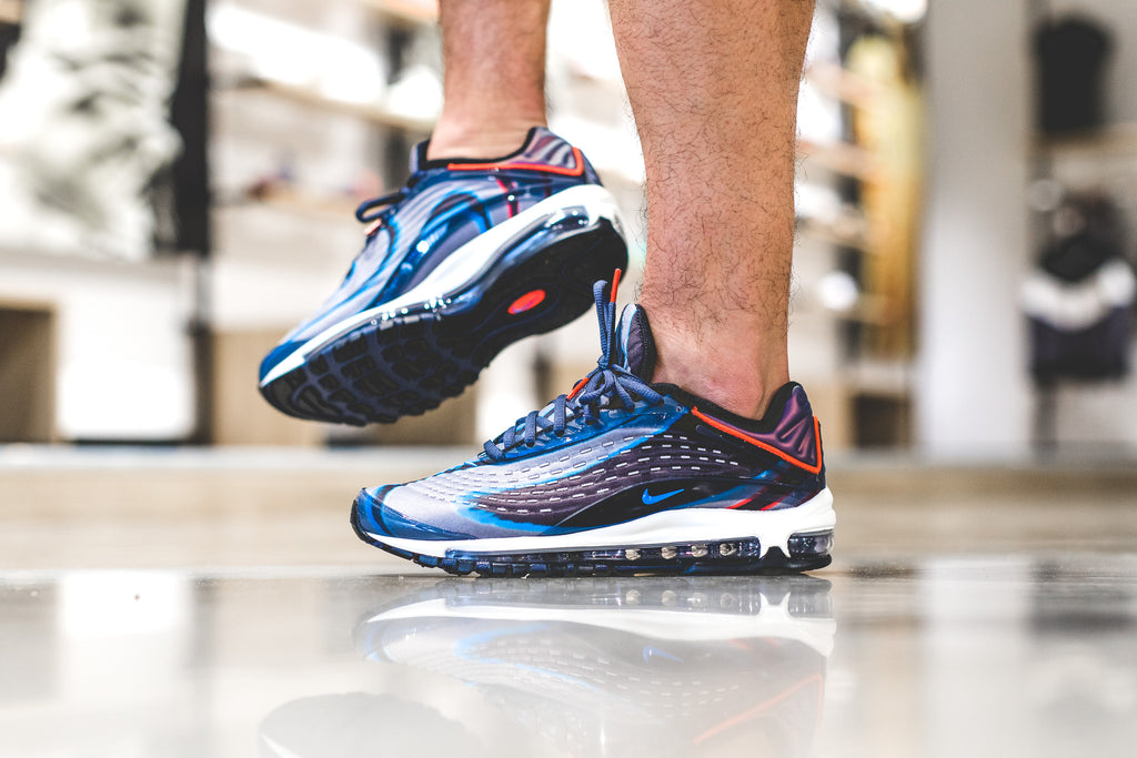 6c3835e5734 Nike Air Max Deluxe  Thunder Blue Photo Blue