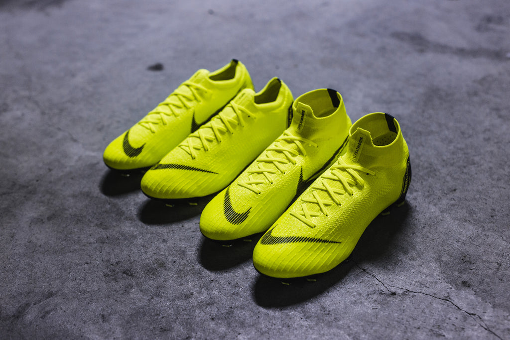 size 40 22a1a 96e67 Paired with the fast aesthetics and astounding innovation of the current  Nike Mercurial football boot series, the  Always Forward  Mercurial ...