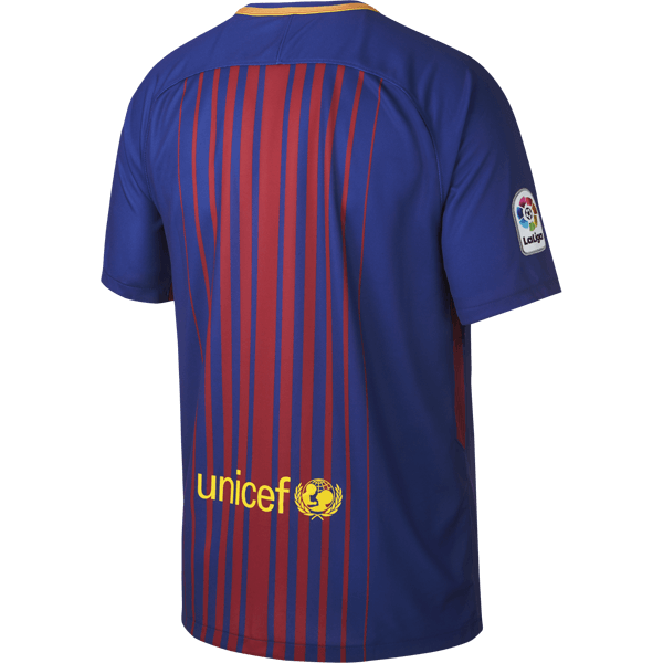 Nike FC Barcelona Youth Home Jersey - 2017 18  3ff753b835a4c