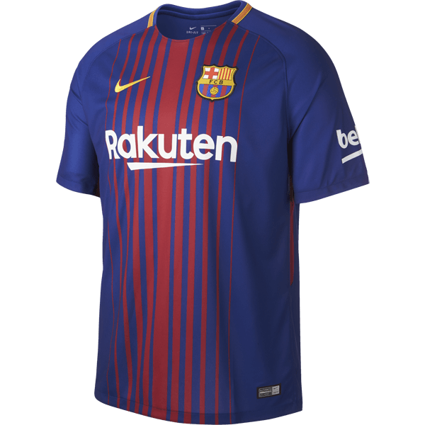 4074406be Nike FC Barcelona Youth Home Jersey - 2017 18