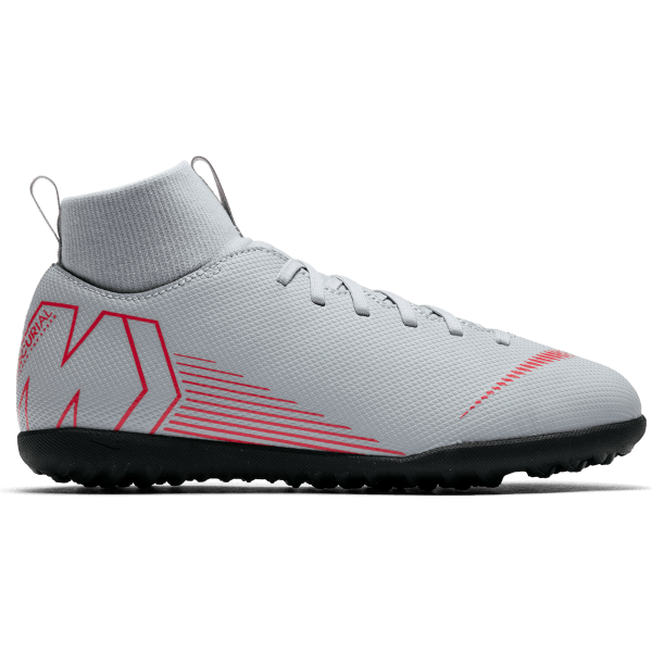 competitive price 81982 4c8b1 ... shop nike mercurial superfly 6 club junior turf boot raised on concrete  spt football free shipping