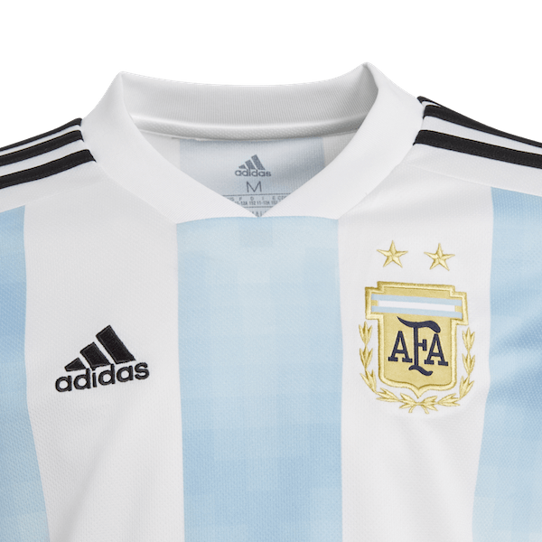 064cc929128 Adidas Argentina Home Adults Jersey - 2018