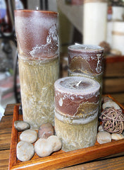 Artisan Pillar Candles