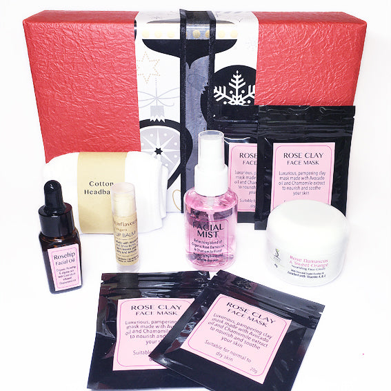 Facial Deluxe Christmas Pamper Pack