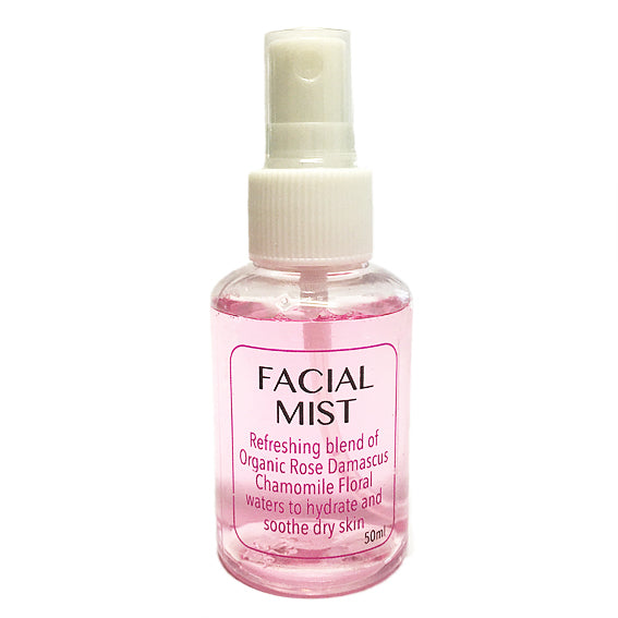 Facial Mist - Rose Damascus & Chamomile