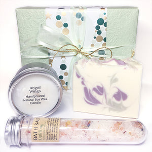 Mini Bath Christmas Pack