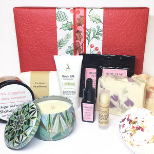 Pamper Christmas Pack - Deluxe Shower
