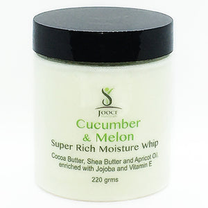 Super Rich Moisture Whip - Cucumber & Melon