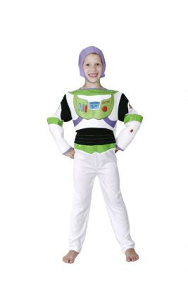 BUZZ LIGHTYEAR TOY STORY - SIZE 3-5