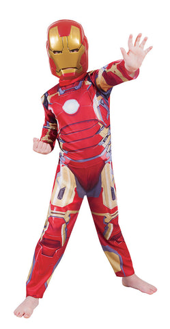 IRON MAN AVENGERS AGE OF ULTRON CLASSIC - SIZE M