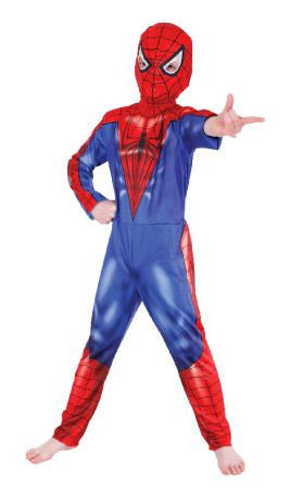 THE AMAZING SPIDER-MAN STANDARD COSTUME - SIZE 6-8