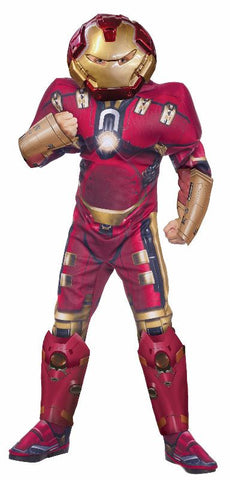 IRON MAN HULK BUSTER AAOU DELUXE - SIZE M