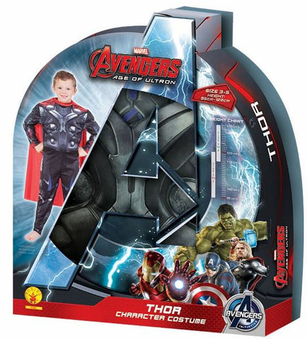 THOR AAOU DELUXE BOXED - SIZE 6-8