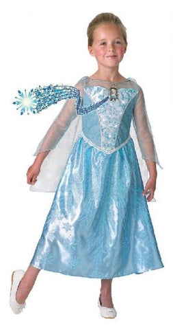 ELSA FROZEN MUSICAL LIGHT UP - SIZE 4-6