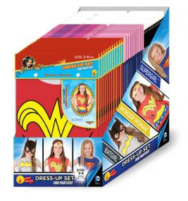 DC COMICS GIRLS PARTYTIME ASST - 32 PACK