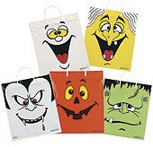 TRICK OR TREAT BAGS (PACK OF 60)