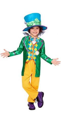 MAD HATTER BOYS - SIZE 3-5
