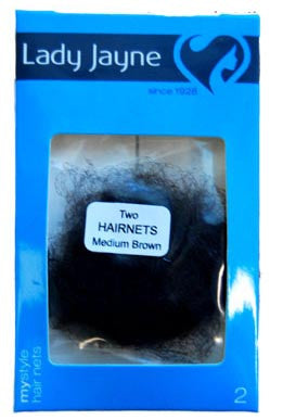 Hair Nets Medium Brown Cd.2