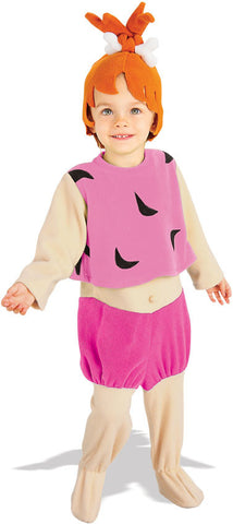 CHILD THE FLINTSTONES PEBBLES - SIZE TODDLER
