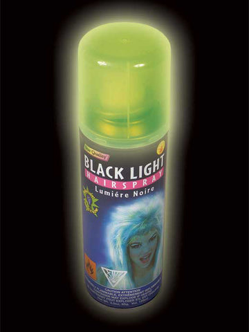 BLACK LITE HAIR SPRAY