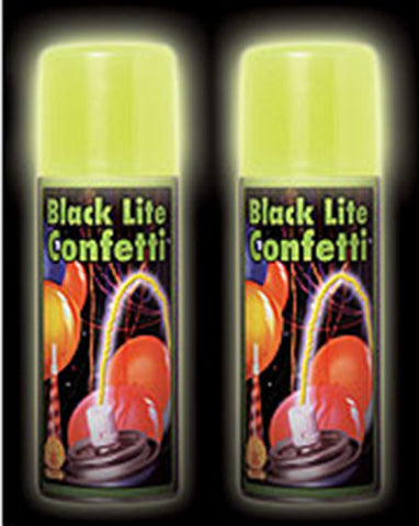 BLACK LITE FUN STREAMER