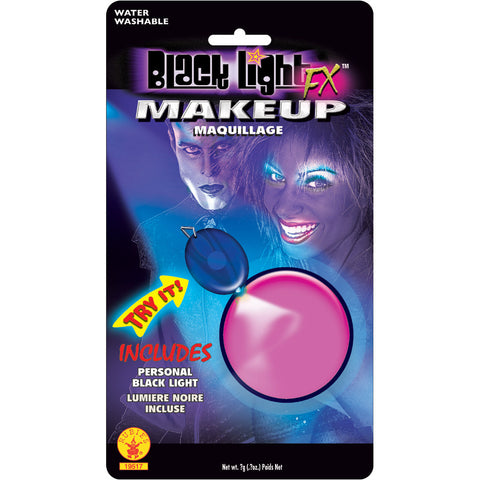 BLACK LITE PINK MAKE UP