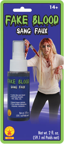 2 OZ FAKE BLOOD SPRAY
