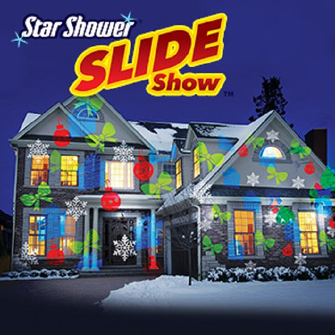 Star Shower Slideshow