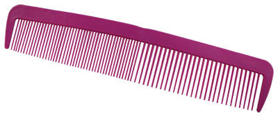 Jumbo Novelty Clown Comb Pink
