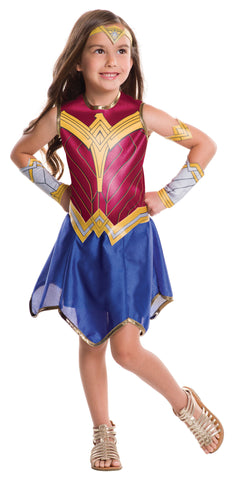 WONDER WOMAN DAWN OF JUSTICE CLASSIC COSTUME CHILD