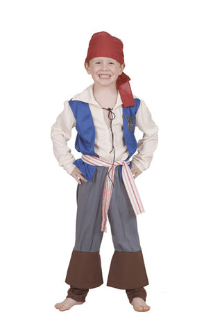 PIRATES OF THE CARIBBEAN - SIZE 6-8