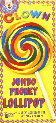 Jumbo Phoney Lollipop