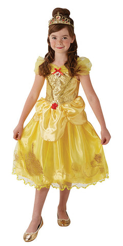 BELLE DISNEY PRINCESS STORYTELLER - SIZE 4-6