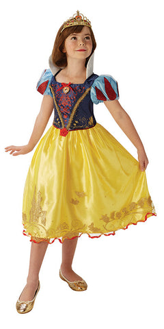 SNOW WHITE DISNEY PRINCESS STORYTELLER - SIZE 4-6