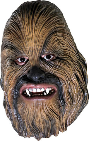 CHILD CHEWBACCA 3/4 FACE MASK