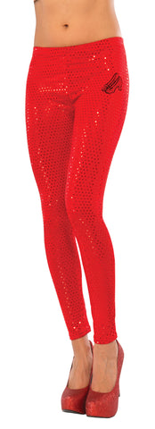 DOROTHY RUBY RED LEGGINGS