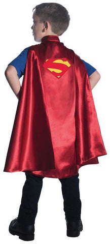 SUPERMAN DELUXE CAPE CHILD