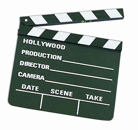 MOVIE CLAPPER BOARD REGULAR