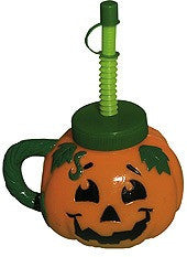 HAPPY PUMPKIN SIPPER CUP