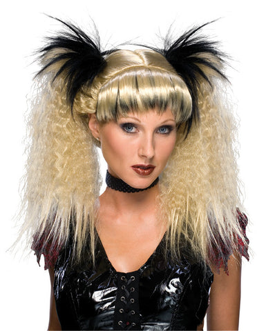FUTURISTIC WITCH wig, faceware