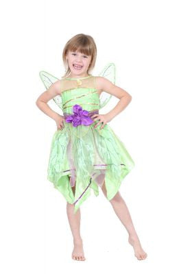 CRYSTAL TINKER BELL - SIZE 4-6